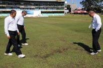 SA v NZ, 1st Test  3rd day succumbs to sheer weight of rain