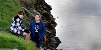 Hero wants to track down Charlie after chilly rescue from estuary