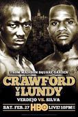 Crawford vs Lundy, CGGC amateurs, New Generation amateurs