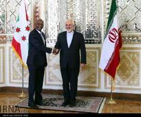 Zarif: Iran supports political stability in Burundi