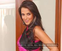 Neha Dhupia says she's very secure