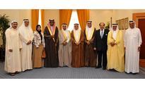 Deputy Premier receives Bahrain Writers Association board