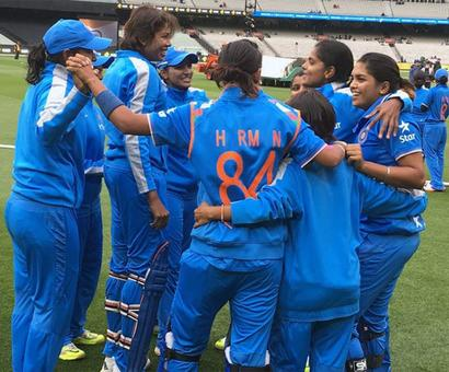 Fourth India-SA women's T20I washed out