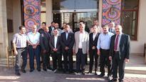 FIFA delegation visits Gaza and meets Israeli authorities