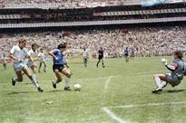Shilton, Maradona trade barbs over 'Hand of God' World Cup goal