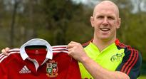 'O'Connell will help Lions captain Warburton'