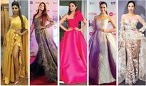 Bollywood biggies storm the Filmfare red-carpet ceremony