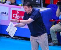 Coach realistic of PSL-F2 Logistics chances in FIVB world tilt