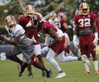 Observations from Day 17 of Redskins training camp