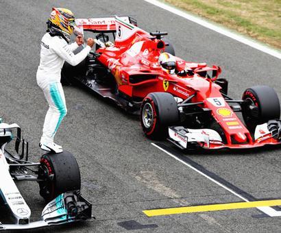 F1 British Grand Prix: Hamilton on pole at home