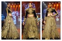 Sonam Kapoor, Aditya Roy Kapur Dazzle On Blenders Pride Fashion Tour Runway