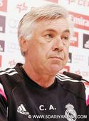 Zidane has the charisma to coach Real Madrid: Carlo Ancelotti
