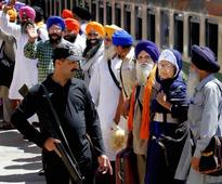2,100 Indian Sikhs arrive in Pakistan to attend Baisakhi Festival