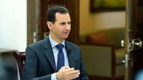 Syria's Assad tells Russian lawmakers Western strikes were act of aggression