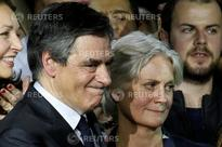 Wife of French presidential candidate Fillon held for questioning - report