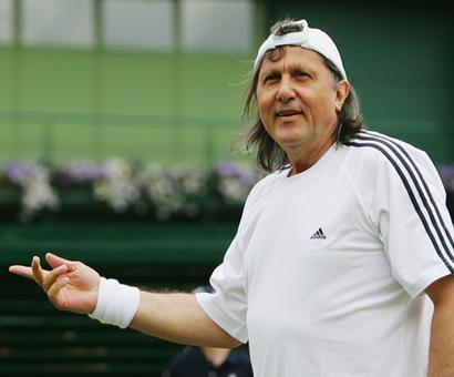 Nastase suspended after verbal abuse allegations at Fed Cup