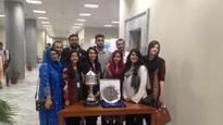 FCC business students shine at LUMS HR Confluence