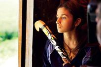 Udta Punjab: Alia Bhatt shoots with real-life hockey players