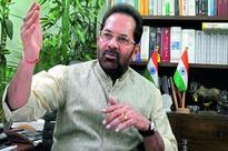 9.2 lakh minority community members employed with Centre till March: Mukhtar Abbas Naqvi
