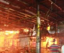 Fire breaks out in Dhaka's largest wholesale market