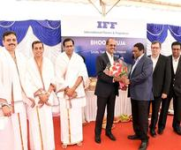IFF breaks ground for Rs 5-bn facility at Sri City; to be largest in India