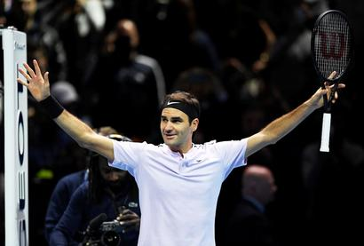 ATP Finals: Federer opens with win over American Sock