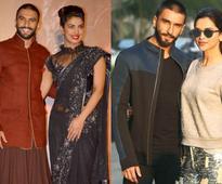 Ouch! Ranveer Singh calls Priyanka 'Khichdi' and Deepika 'Biryani'