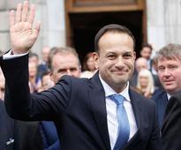 Leo Varadkar, an Indian-origin doctor, becomes Ireland's youngest and 1st gay PM