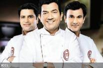 All leads on the sets of Masterchef today