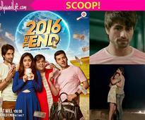 Here's Harshad Chopra's first look from his film, 2016 The End