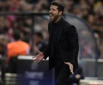 Diego Simeone to consider his future at Atletico