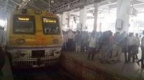Central Railway services hit due to engine failure of Sinhagad Express
