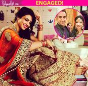 TV actress Pooja Banerjee gets ENGAGED to long time boyfriend Sandeep Sejwal