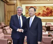 Yang Jiechi Meets with Foreign Minister Jean Asselborn of Luxembourg