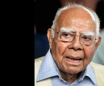 Ram Jethmalani attacks PM Modi: 'BJP will face same poll drubbing like Bihar'