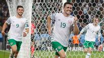 Ireland into Euro 2016 round of 16 after late goal nets victory over Italy