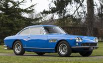 Ferrari that was favored over Aston Martin by John Lennon, heads to auction