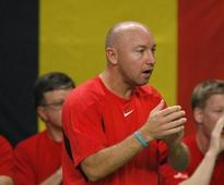 Belgian coach Hoferlin dies at 49 - public broadcaster