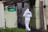 Muslim prayer hall set ablaze on French island of Corsica