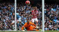 Man City warm up for Madrid with drubbing of Stoke