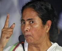Mamata Banerjee yells at anti-rape protestors