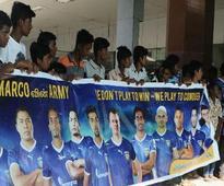 Chennai to bleed blue again, this football season
