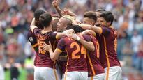 Radja Nainggolan stars as Roma ease to victory against Chievo Verona