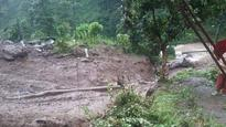 Torrential rain lashed West Sikkim, 1 dead