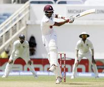 Defiant Roston Chase helps West Indies to an unlikely draw