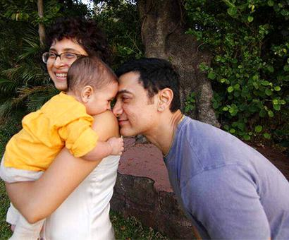 Aamir's day out with Azad
