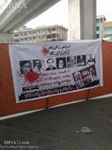 Protest against anti-Shia terrorist group of Sipah Sahaba at Siddiq-e-Akbar Mosque in Karachi / Photos