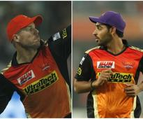 IPL 2017, Live GL vs SRH at Kanpur, cricket score and updates: Gujarat go from 111-0 to 154 all out