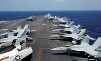 US Navy strike group to move towards Korean peninsula
