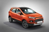 Ford EcoSport Platinum Edition launched at Rs. 10.39 lakh